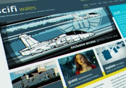 Jamie Anderson and M.G. Harris will be at Scifi Wales